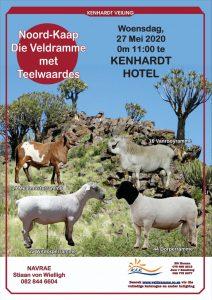 Noordkaap Veldram Projekte Veiling @ Kenhardt
